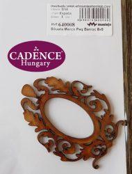 Cadence Spanyol MDF 640008 siluete barok