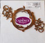 Cadence Spanyol MDF 640036 siluet