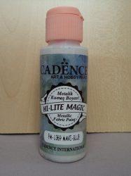 Cadence HI LITE Magic metal festék textilre FM-1369 navi- bleu 59ml