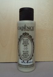 Cadence HI LITE Magic metal festék 229 altin- gold 70ml