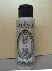 Cadence HI LITE Magic metal festék 349 kirmizi - red 70ml