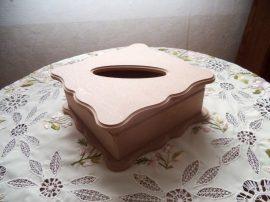 Cadence szalvétatartó doboz PCT-01 20,5*20,5*8cm