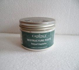 Cadence Restructure csiszolható relief paszta 150 ml