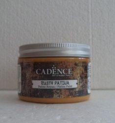 Cadence Rusty patina RP-08 150ml oxide sárga