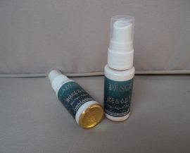 Cadence  Shake  Gilt glitteres szemcsés textil spray arany 25ml