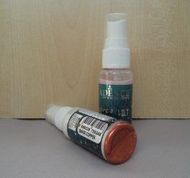 Cadence  Shake  Gilt glitteres szemcsés textil spray réz copper 25ml
