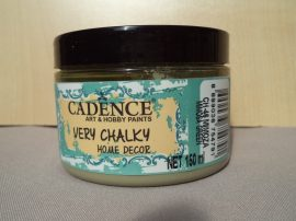 Cadence CH-46 Very Home Decor festék mimoza green 150ml