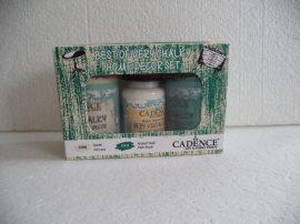 Cadence szett 5 Very Home Decor festék szett 2x90ml + 50ml