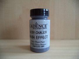 Cadence_WSH11 Very_Chalky_Wash effect_festek_gray szürke 90ml