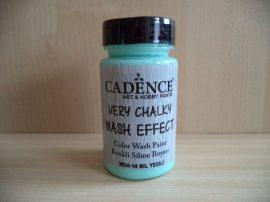 Cadence_WSH14 Very_Chalky_Wash effect_festek_nile green 90ml