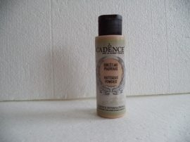 Cadence  Antique púder 714 mocca 70ml