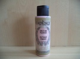 Cadence  Antique púder 706 pink rose 70ml