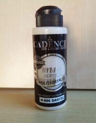 cadence H-006 akril hybrid festék dantel 120ml