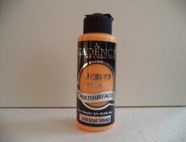 cadence H-010 akril hybrid festék narancs 120ml