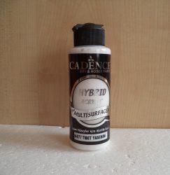 cadence H-077 akril hybrid festék tibetan jasmin 120ml