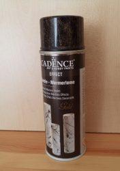 Cadence márvány effect  spray arany 1db
