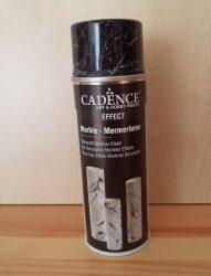 Cadence márvány effect  spray fehér 1db