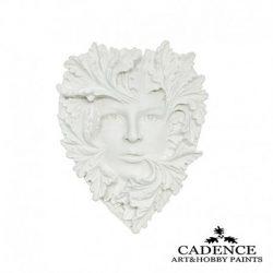 Cadence műgyanta maszk 10*8cm