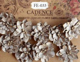 cadence papír craft virágok CR35039
