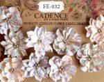 cadence papír craft virágok CR35048
