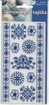 Dékormatrica húsvéti kék DM795