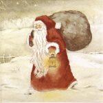 szalvéta  12C_Mona Svard christmas