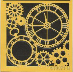 ITD stencil 16*16cm ST0071B