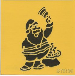 ITD stencil 16*16cm ST0100