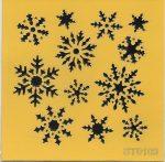 ITD stencil 16*16cm ST0109