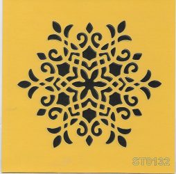 ITD stencil 16*16cm ST0132