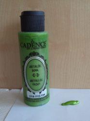 Cadence metal festék 219 pisztácia zöld 70ml