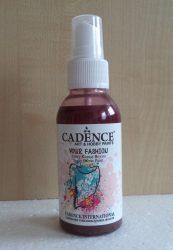 Cadence Your Fashion textil spray 1108 bordeaux 100ml