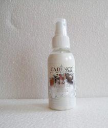 cadence_textil_spray FS-1100 gyöngyházfényű metál _fehér _100ml