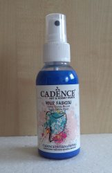 Cadence Your Fashion textil spray 1110 navy kék 100ml