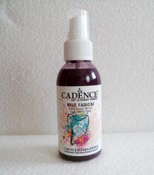 Cadence Your Fashion textil spray 1117 padlizsán 100ml