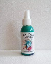 Cadence Your Fashion textil spray 1116 türkiz 100ml