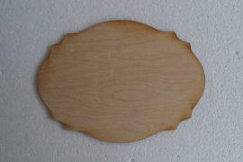 Natúr fa Vintage tábla közepes 1709 1db