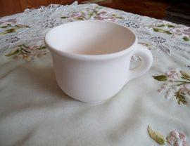 kerámia csésze 9cm átmerő