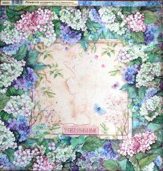 Stampéria kétoldalas Scrapbooking papír SBB693 30,5*30,5cm