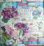 Stampéria kétoldalas Scrapbooking papír SBB694 30,5*30,5cm