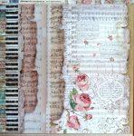 Stampéria kétoldalas Scrapbooking papír SBB714 30,5*30,5cm