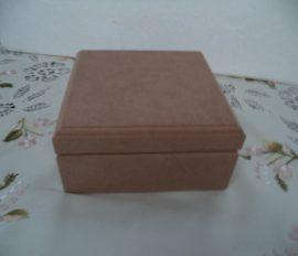 Cadence négy szögletes doboz közepes  KT-27 14*14*7cm