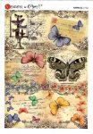 paperdesigne rizspapír A5 ani-0122