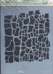 cadence stencil sablon série AS-448 A4 21*29