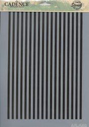 cadence stencil sablon série A4   AS-549  21*29