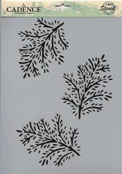 cadence stencil sablon série AS-404 21*29