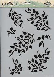 cadence stencil sablon série AS-405 21*29