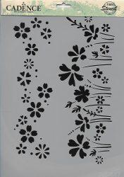 cadence stencil sablon série AS-447 21*29