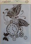 cadence stencil sablon série A4 AS-533 21*29cm