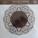 cadence stencil sablon série DCS-003  30*30cm